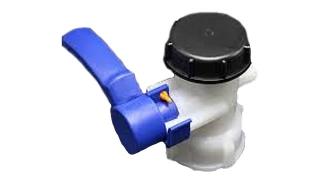 Tapa de Válvula de Tanque IBC Rosca Gruesa