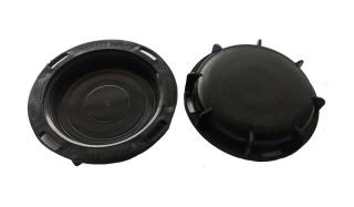 Tapa de Válvula de Tanque IBC Rosca Fina Chata